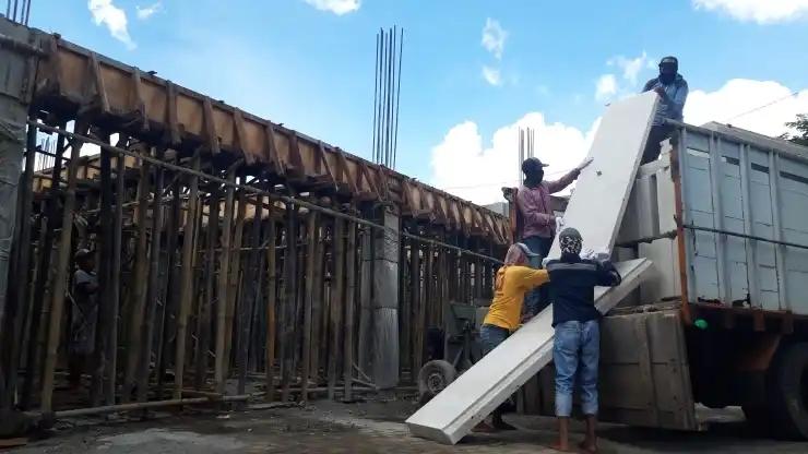 pengertian dak hebel panel lantai