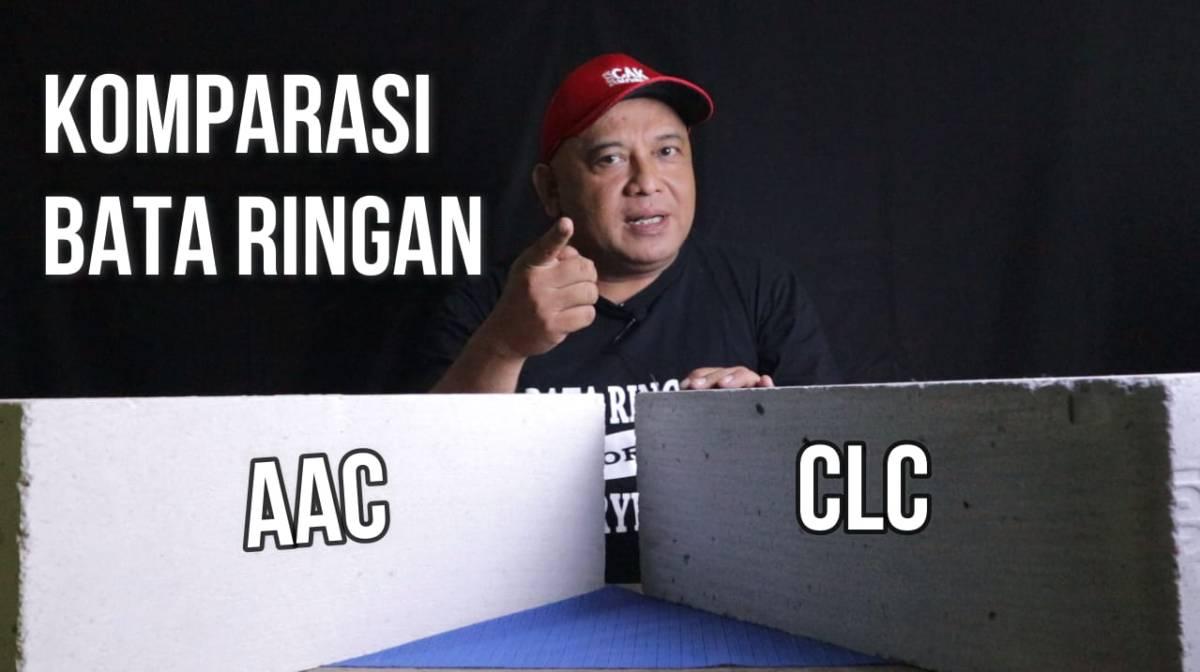 perbedaan bata ringan AAC dan CLC