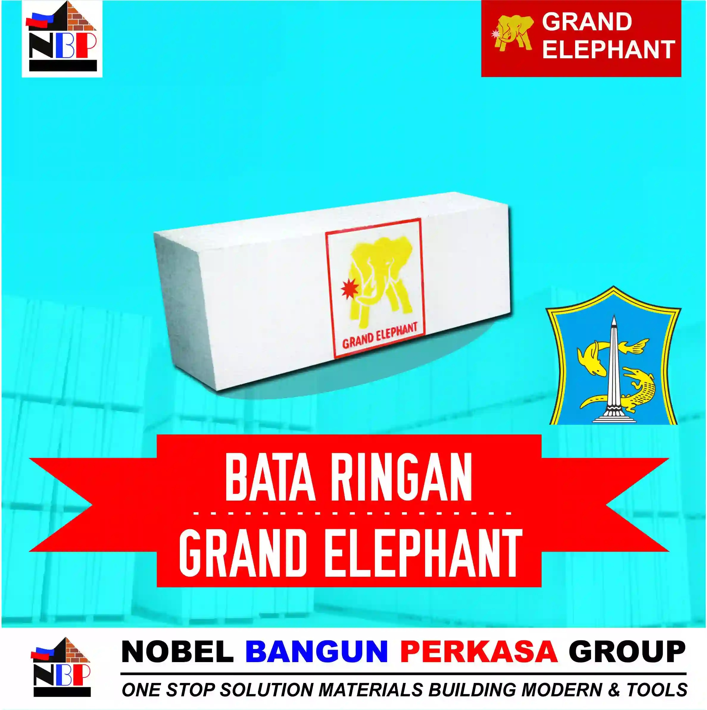 bata ringan hebel grand elephant surabaya