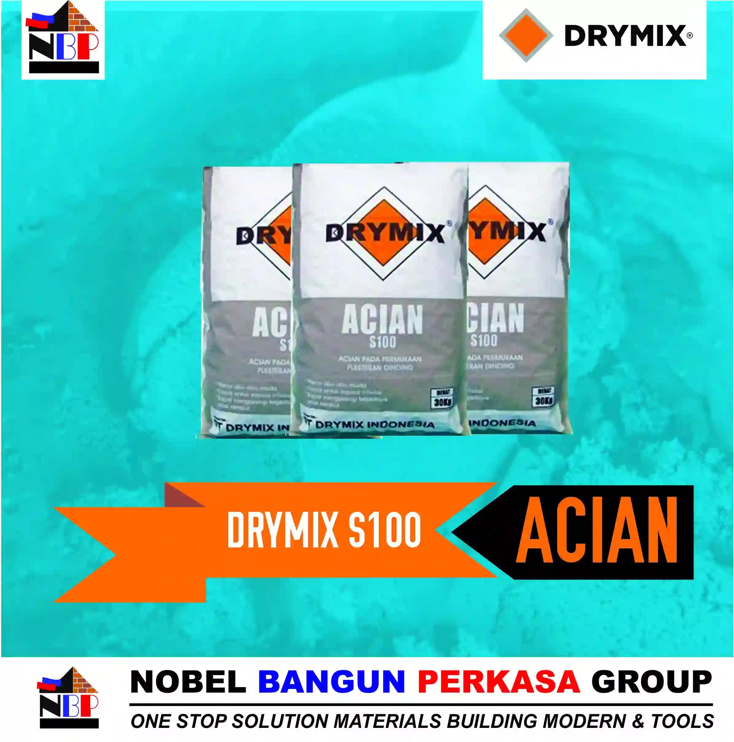 drymix s100 acian