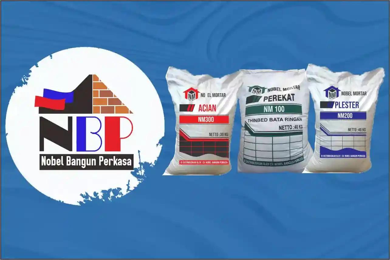 produk semen mortar