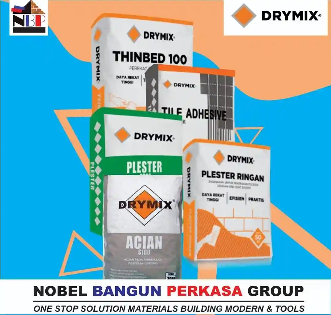 produk semen mortar drymix